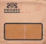 EMA 12F PHILBEE LE BON PAIN D EPICES DE DIJON 1954-   TDA155 - Marcophilie (Lettres)