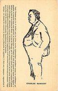 CPA Politique Charles HUMBERT (303109) - Célébrités