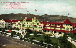 PC USA Hotel Hollywood, Hollywood, Cal. (a733) - Sin Clasificación