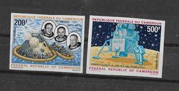 Cameroun N°146 à 147** ND Par Avion - Camerun (1960-...)