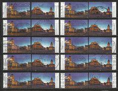 Germania Federale 2013: 20 Pz. N. Mi. 2987 - 2988 - Usati