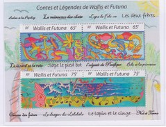 Wallis Et Futuna N° Bloc 19** - Blocks & Sheetlets