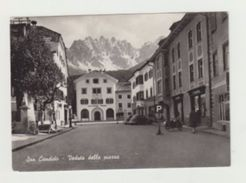 SAN CANDIDO - VEDUTA DALLA PIAZZA - CARTOLINA VIAGGIATA 1954 - ITALY POSTCARD - Bolzano