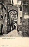 CPA Siena Via Della Galluzza. ITALY (447701) - Siena