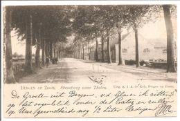 Bergen Op Zoom. Straatweg Naar Tholen - Bergen Op Zoom