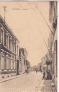 Baasrode - Baesrode - Dorpstraat - Geanimeerd - Uitg. E. Desaix, Brussel - Dendermonde