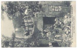 Cpa La Roque D'Anthéron - Maison En éboulement Sur La Place De La Mairie   (S.2380) - France