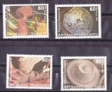 Polynésie N 713 à 716** - Polynésie Française