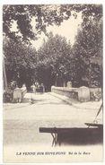 Cpa La Penne Sur Huveaune - Bd De La Gare    (S.2381) - France