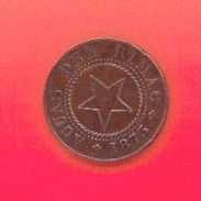 ESPAGNE – Jeton De Cantine « AGUAS DEL RIMAC – CANTINA VALE - 1873» - Monetari/ Di Necessità