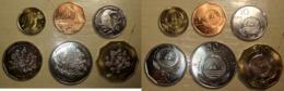 Cape Verde - Set 6 Coins 1 5 10 20 50 100 Escudos 1994 UNC Lemberg-Zp - Kaapverdische Eilanden