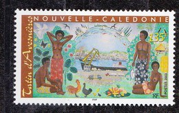 Nouvelle-Calédonie N°907** - Nueva Caledonia