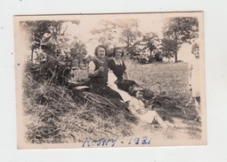 PHOTO ORIGINALE 1931 / ROSNY SOUS BOIS - Places