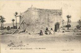 CPA Maroc Bou-Anan Un Marabout (23296) - Morocco