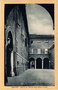 CPA Ferrera Cortile Del Palazzo Della Banca D'Italia. ITALY (448999) - Italia