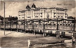 CPA Rimini Grand Hotel. ITALY (449201) - Rimini