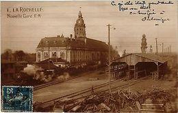 CPA  La Rochelle - Nouvelle Gare  (481179) - Non Classificati