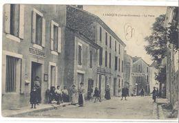 Cpa Laroque - La Poste      (S.2399) - Laroque Timbault