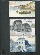 Italie. 400 CPA Dont Quelques  Animations. Poids 1500 Gr. Tarif 6.40€ Pour La France Metro ;15.40€ Italie Et E - Cartes Postales