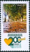 BRAZIL 2017  - City Of Araraquara - 200 Years Of Foundation -  State Of São Paulo  - MNH - Brasile