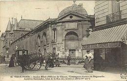CPA Paris 4e (Dep.75) Ancien Hoteld'Olivier De Clisson (51880) - France