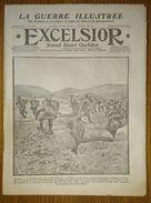 Excelsior N°1706 18/07/1915 Charge à La Baïonnette Aux Dardanelles - Théodore Botrel - La Fontenelle - Ablain St Nazaire - Autres