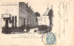 41 - Pont-Levoy - Pensionnat De La Nativité, Vue De L'aile Droite - France