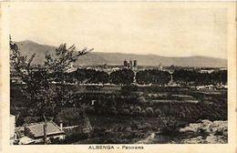 CPA ALBENGA Panorama . ITALY (506683) - Italy