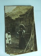 Mexico Photocard Singing Lady - Mexico