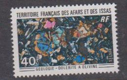 AFARS & ISSAS-1971-N°371** GEOLOGIE - Ongebruikt