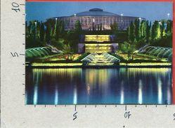 CARTOLINA NV ITALIA - ROMA - EUR - Cascate E Palazzo Dello Sport - 10 X 15 - Roma