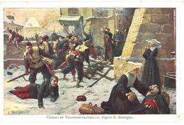 CPA N°7795 - COMBAT DE VILLEPION FAVEROLLES D' APRES E. BOUTIGNY - MILITARIA 1870 - Sonstige Gemeinden
