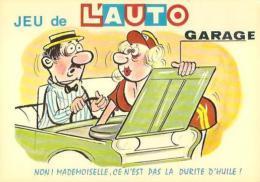 CPM - ILLUSTRATION ALEXANDRE - Série JEUX DE L' AUTO - Edition LYNA Paris  / N° 847-1 - Alexandre