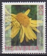 Svizzera, 2003 - 120c Arnica Montana - Nr.1145 Usato° - Switzerland