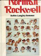 Norman Rockwell Robin Langley Sommer Ed Plm  Relie  25x33cm Magnifique Tbe - Art