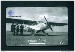 FALKLAND ISLANDS - GPT Magnetic Phonecard As Scan - Falkland Islands