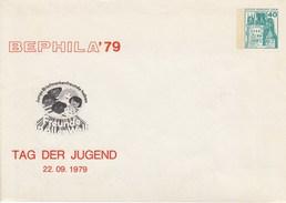 B PU 70/9**  BEPHILA'79 - Tag Der Jugend 22.09. 1979 - Berlin (West)