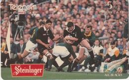 N.Z   - Rugby : ALL BLACKS / SPINGBOCKS  1994 - Sport