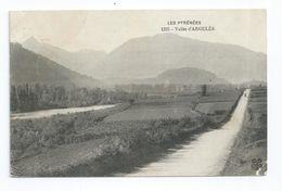 CPA 66 Vallée D' ARGELES ( Gazost ?)   1914 Pour Joigny Yonne - Argeles Sur Mer