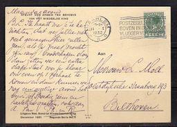 HET MISDEELDE KIND 1932 De Verloren Vlieger Arie Zonneveld (EB-4) - Periode 1891-1948 (Wilhelmina)