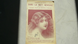 Dans La Nuit Réveuse - Song Books