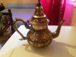 ALGERIE-THEIERE - Art Oriental