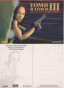 Cartolina - Tomb Raider III - Eventi
