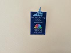 Pin Olimpiadi Torino 2006 NBC4 New York -P534 - Giochi Olimpici