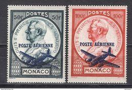 Leco -  Monaco Yv PA 13/4 XX Neufs  - Sans Charnière - Airmail