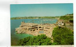 Postcard - Coral Island Leasure Complex & Harbour Torquay Devon Very Good - Cartoline