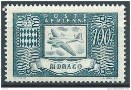 Leco -  Monaco Yv PA 17 XX Neufs  - Sans Charnière - Airmail
