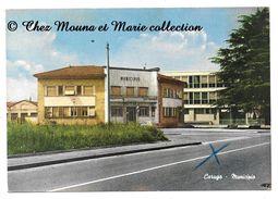 CARUGO - MUNICIPIO LA MAIRIE - ITALIE - CPSM - Italie