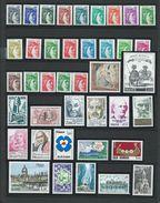 FRANCE - ANNEE 1978 - Tous Les Timbres Du N° 1962 Au N° 2027 - 69 Timbres Neufs Luxe (détail Dans Le Descriptif). - 1970-1979