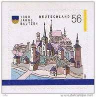 Bund 2002, Michel# 2245 ** Aus MH, Stamp Of Booklet  1000 Jahre Bautzen - BRD